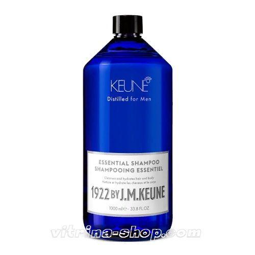 KEUNE Универсальный шампунь для волос и тела / 1922 CARE PRODUCTS, 1000 мл.