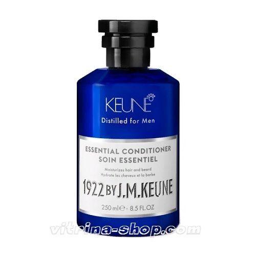 KEUNE Универсальный кондиционер  для волос и бороды / 1922 CARE PRODUCTS, 250 мл.