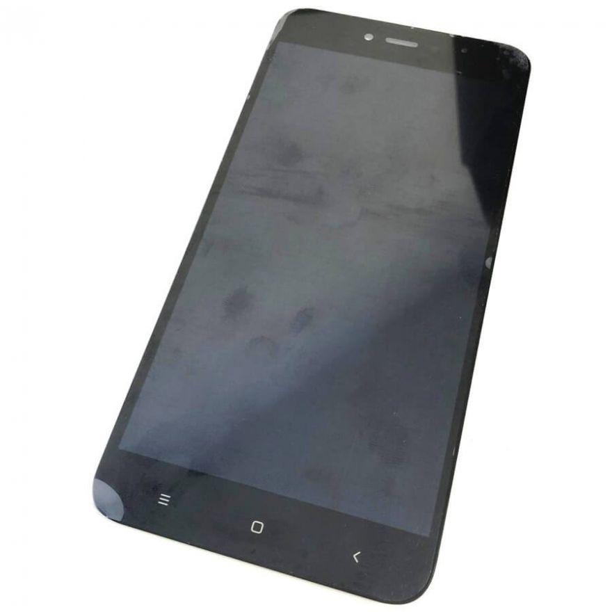Дисплей в сборе с сенсорным стеклом для Xiaomi Redmi Note 5A