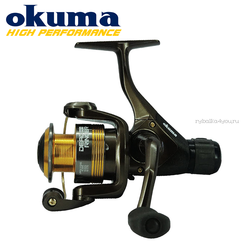 Катушка Okuma Dead Ringer 4 3000(DRGR-30)