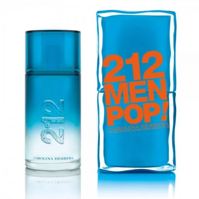 Carolina Herrera  212 POP men