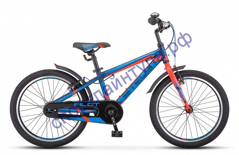 """Детский велосипед STELS Pilot-250 Gent 20"""" V010"""