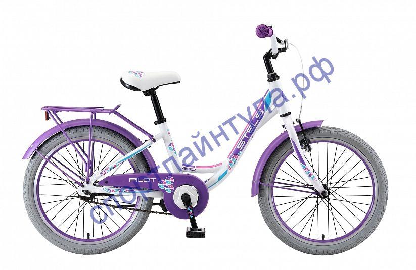 """Подростковый велосипед  Pilot-250 Lady 20"""" V010"""