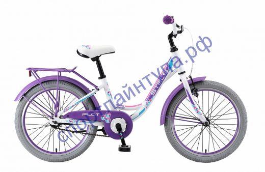"Детский велосипед STELS Pilot-250 Lady 20"" V010"