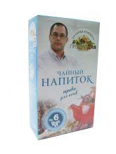 """Чайный напиток """"Продукт Дня"""" От Агапкина №6 травы для почек 30 пак.*2 г."""