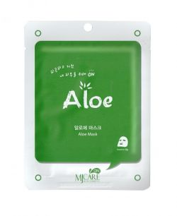 Aloe mask pack Маска тканевая с алое, 22 гр