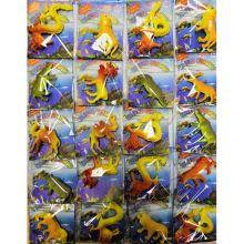 Фигурки, растущие в воде Животные, Количество: 20 фигурок