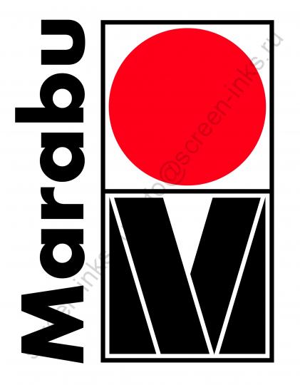 Разбавитель для трафаретной печати Marabu QNV, для краски Marabu Maraprop PP