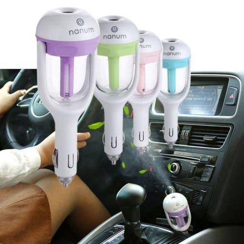Освежитель - увлажнитель воздуха в автомобиль Car Humidifier