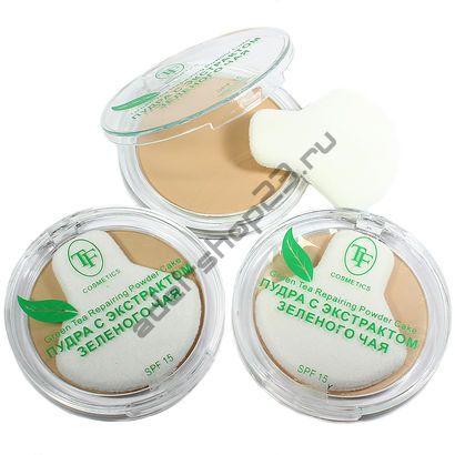 TF TRIUMPH - пудра с экстрактом зеленого чая