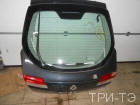 Крышка багажника Рено Лагуна 3