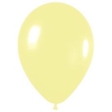 Пастель (12 шт.), светло-жёлтый
