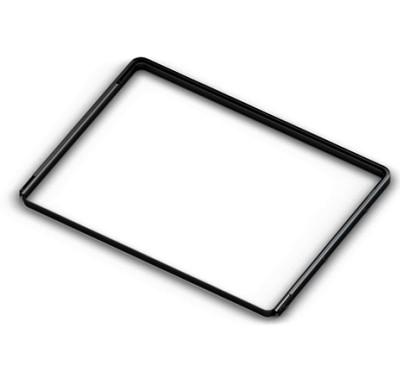 Рамка для корзин выдвижная,  серия 460, L=550, черный