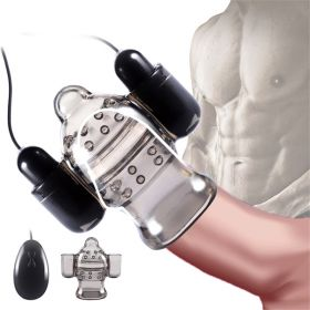 Тренажер для задержки эякуляции с дистанционным управлением.
