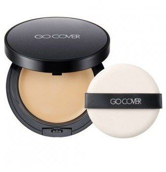 Tony Moly Go Cover Radiance Fitting Balm 02 Warm Beige Тональное средство, 9.5 гр