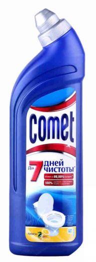 Чист.средство Комет 750мл д/туалета Лимон