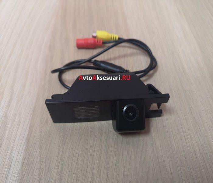 камера заднего вида опель мерива б