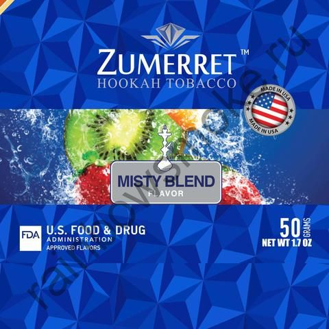 Zumerret Blue Edition 50 гр - Misty Blend (Мисти Бленд)