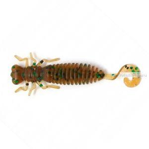 Мягкие приманки Fanatik Larva Lux 3,5'' 85 мм / упаковка 4 шт / цвет: 004