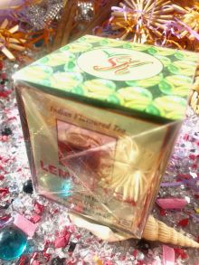Чай SK Indian LEMON TEA Лимонный Чай Индия 100 гр