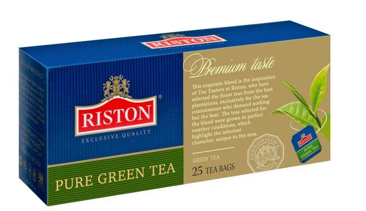 Чай Ристон Зелёный 25пак*2г