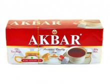 Чай Акбар с/я 25пак*2г
