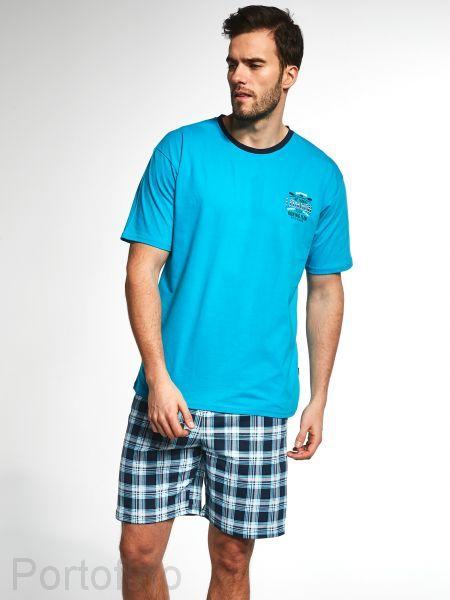 326-71 Пижама мужская короткий рукав Cornette