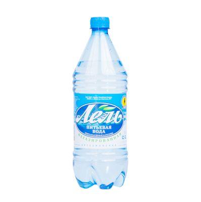 Вода пит. Лель 1,3л н/г пэт АЯН