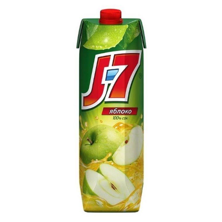 Сок J7 0,97л Яблоко зеленое