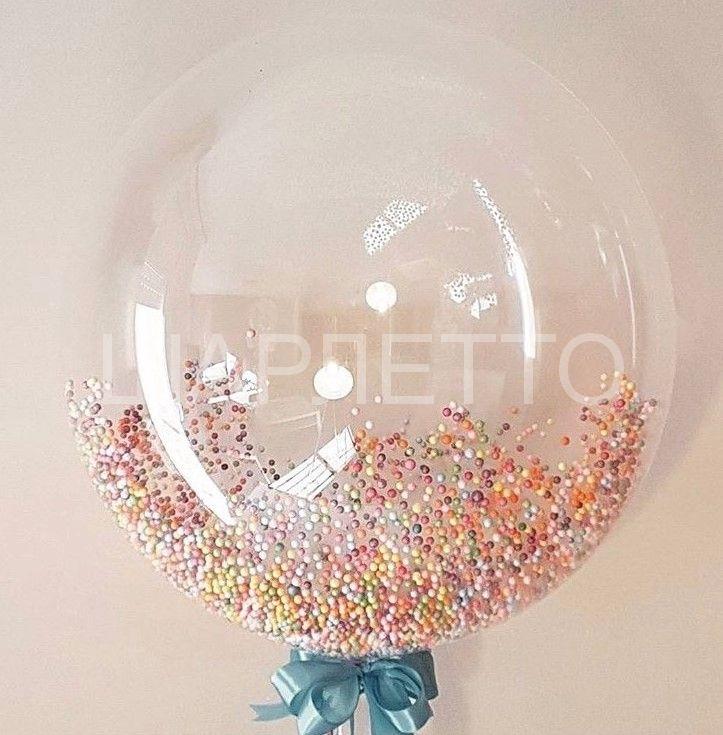 BUBBLE c конфетти