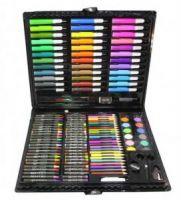 Набор для рисования в чемодане Art Set 150 предметов (цвет черный)_2