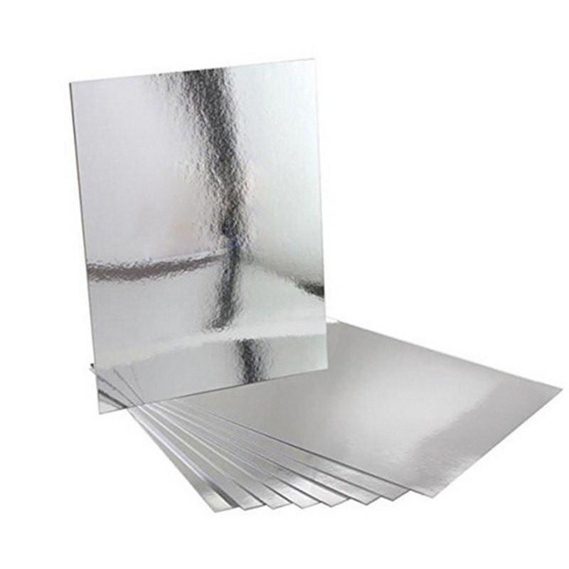 Зеркальная самоклеящаяся плитка