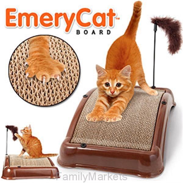 Когтеточка для кошек Emerycat Board (Tapsi Maxx)
