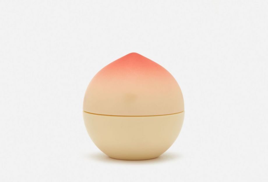 Tony Moly Mini Peach Lip Balm Бальзам для губ 7 гр.