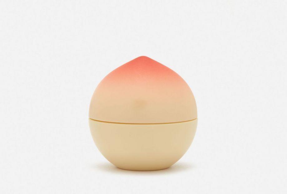 Tony Moly Mini Peach Lip Balm Бальзам для губ 7 гр.
