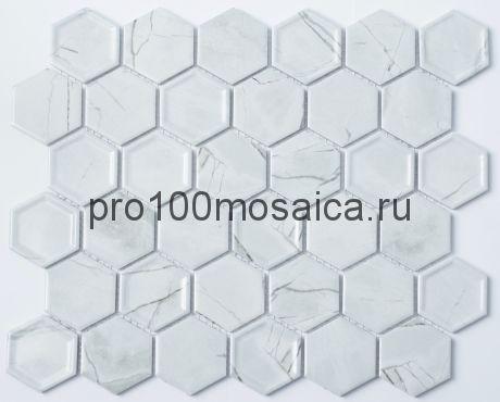 P-505. Мозаика СОТЫ, серия PORCELAIN,  размер, мм: 325*281 (NS Mosaic)