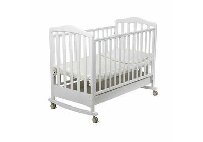 Детская кроватка качалка Papaloni Винни