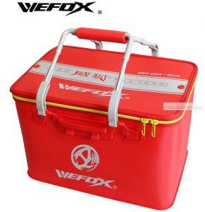 Сумка рыболовная Wefox EVA WEX 5004 / 40см красная
