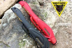 Чехол рыболовный Wefox WAX - 2003 красный 135 см