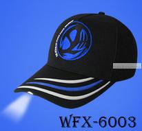 Бейсболка Wefox WFX 6003 со встроенным фонариком