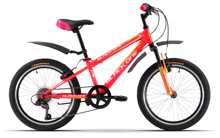 Велосипед детский Black One Ice Girl 20 (2019)