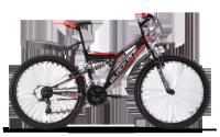 Велосипед двухподвес Black One Phantom FS 26 (2019)