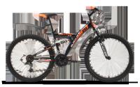 Велосипед двухподвес Black One Flash FS 26 (2019)