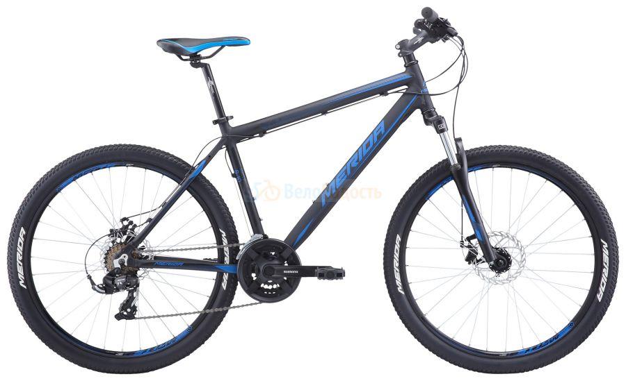 Велосипед горный Merida Matts 6.10-MD (2019)