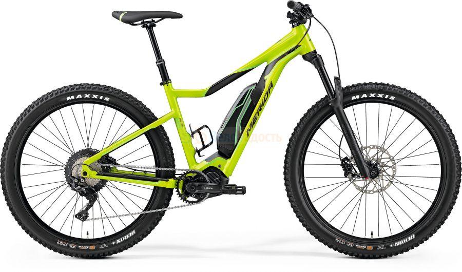 Электровелосипед горный Merida eBig.Trail 600 (2019)