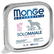 Monge Dog Monoprotein Solo консервы для собак паштет из свинины 150г