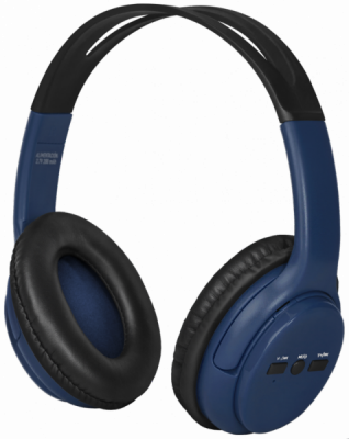 НОВИНКА. Беспроводная гарнитура FreeMotion B520 синий, Bluetooth