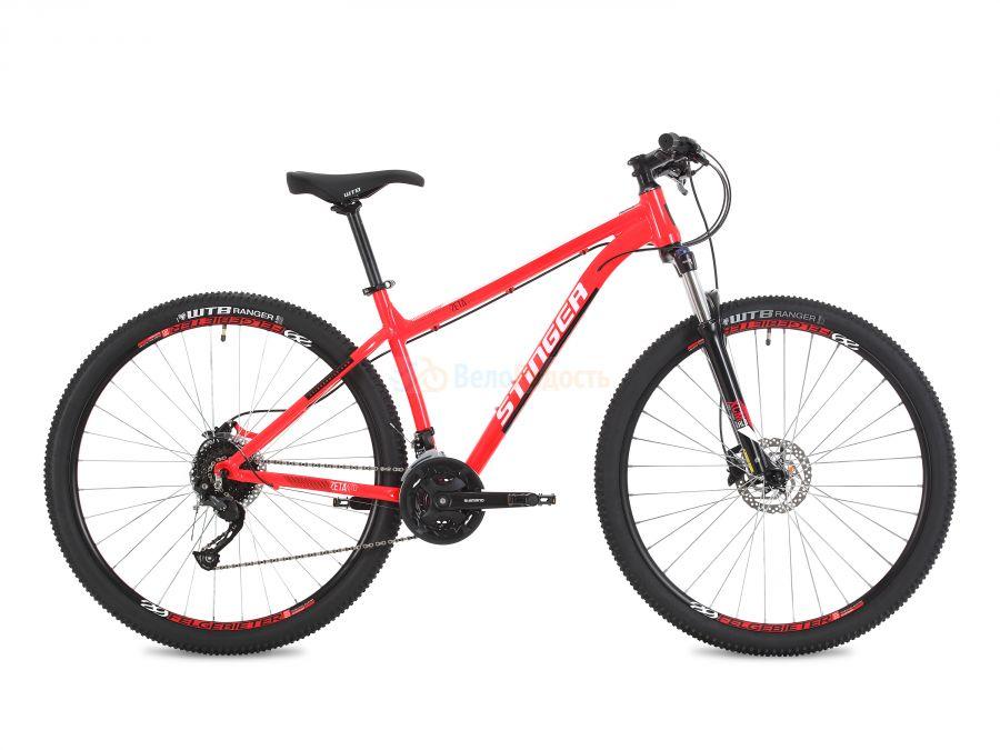 Велосипед горный Stinger Zeta STD 29 (2019)