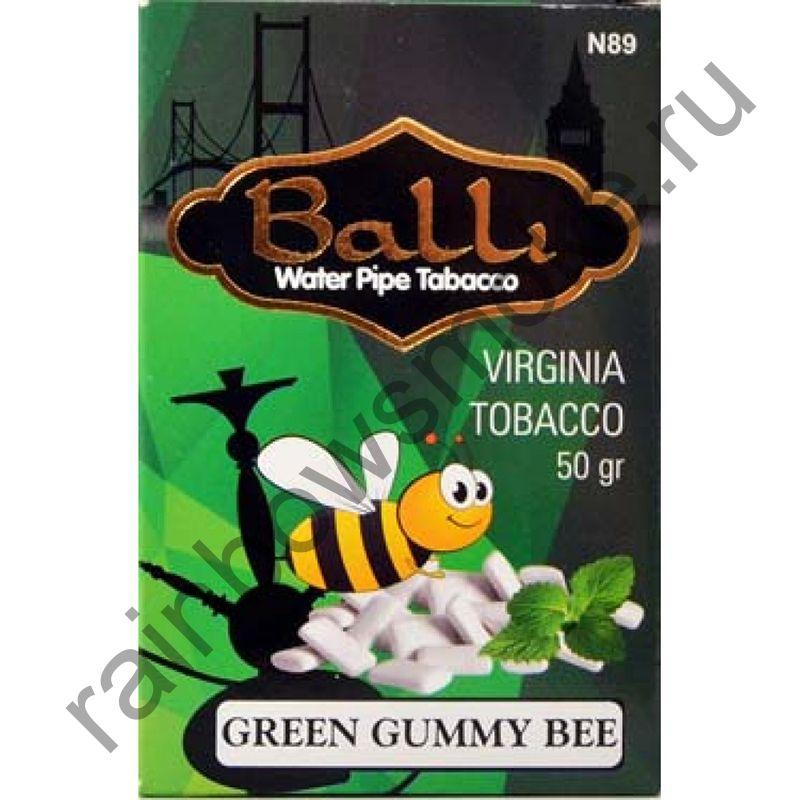 Balli 50 гр - Green Gummy Bee (Жвачка Мята Мед)