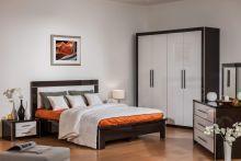 Спальня МАРТЕЛЬ-2  3-дверный шкаф с зеркалом